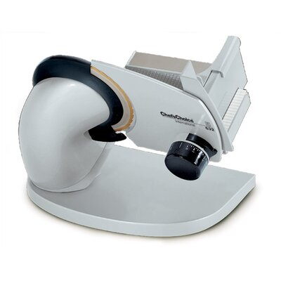 Chef's Choice International Gourmet VariTilt Electric Food Slicer