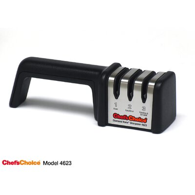 Chef's Choice Diamond Hone Three Stage Manual Sharpener