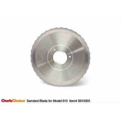 Chef's Choice Replacement Serrated Blade