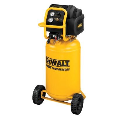 DeWalt Electric-EHP™ Portable Compressors - Heavy Duty 200 PSI 15 Gallon 120v Electric Air Compressor