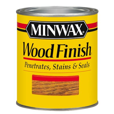 Minwax 1 Quart Jacobean Wood Finish® Interior Stain Wood