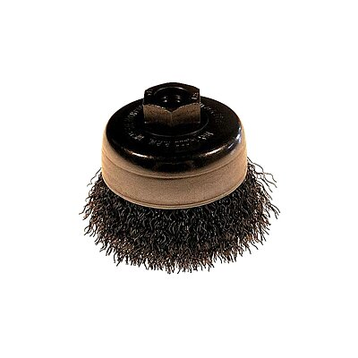 Makita Cup Crimped Wire Brush