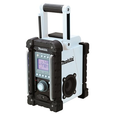 Makita LXT Lithium-Ion Cordless AM / FM Job Site Radio