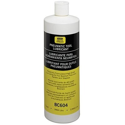Bostitch Industrial Pneumatic Tool Lubricants - lubricant 1 quart