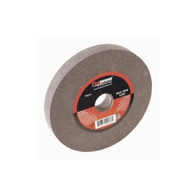 "FirePower Bench Grinding Wheel, T-1 6"" X 3/4 X 36G"