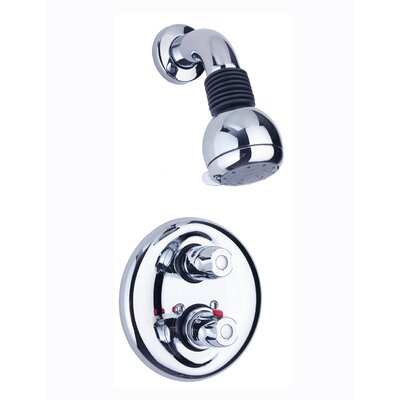 LaToscana Shower Head with Arm and Flange