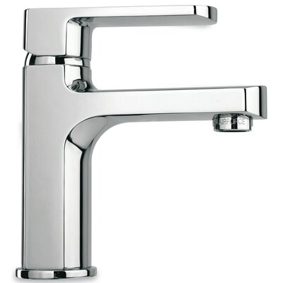Novello Single Hole Bathroom Faucet with Single Handle - 86CR211