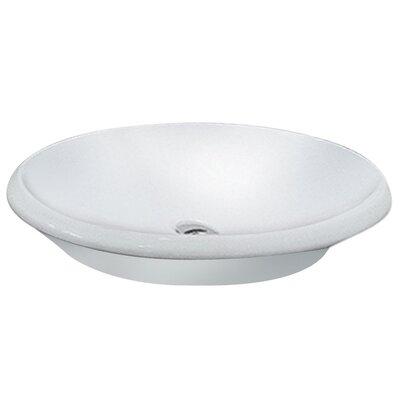 Oval Vessel Sink : Oval Vessel Sink Wayfair
