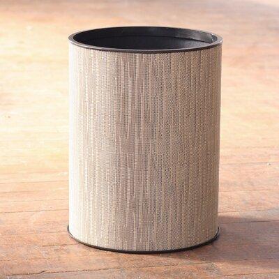 Caprina Round Wastebasket