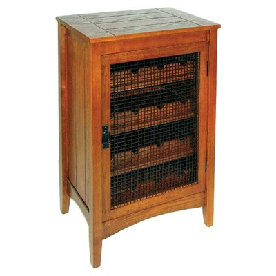Wayborn Hugo 16 Bottle Wine Cabinet
