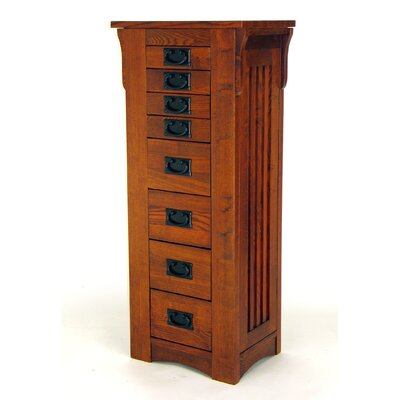 Andrew 8 Drawer Chest