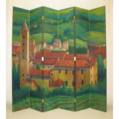 Tuscan Village Room Divider
