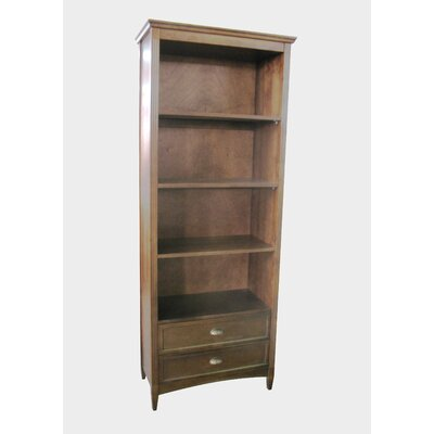 Traditional Bookcase in Brown