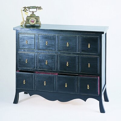 Bianca 3 Drawer Dresser