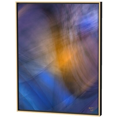 Menaul Fine Art Atmospheric Turbulence Limited Edition Framed Canvas - Scott J. Menaul