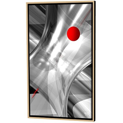 Menaul Fine Art White Reflectance Limited Edition Framed Canvas - Scott J. Menaul