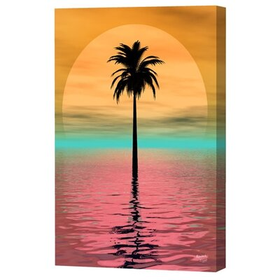 Menaul Fine Art Surreal Palm Limited Edition Canvas - Scott J. Menaul