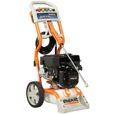 Generac 3100 PSI / 2.7 GPM Gas Powered Pressure Washer