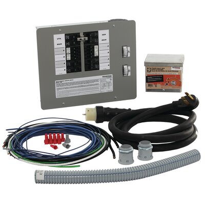 50 Amp Manual Transfer Switch