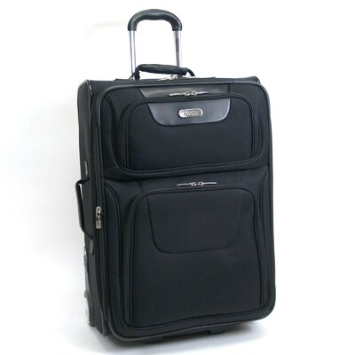 "Kenneth Cole Reaction Lite It Up 25"" Rolling Suitcase"