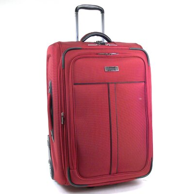 "Kenneth Cole Reaction Front Page News 25"" Expandable Rolling Upright"