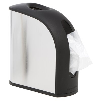 simplehuman Upright Grocery Bag Holder
