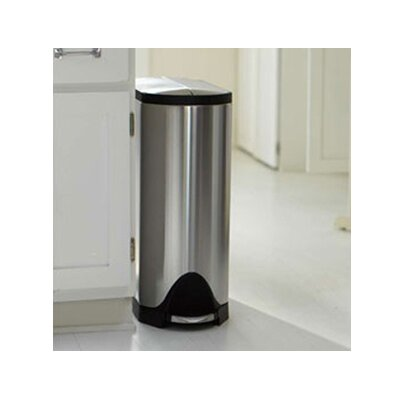 Butterfly 8 Gallon Trash Can