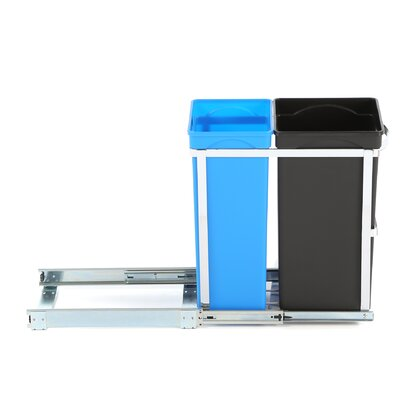 simplehuman Pull Out Recycler
