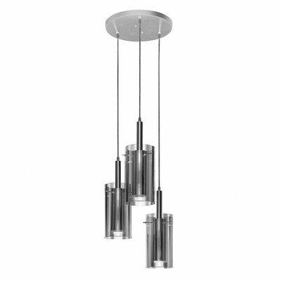 Zylinder 5 Light Pendant
