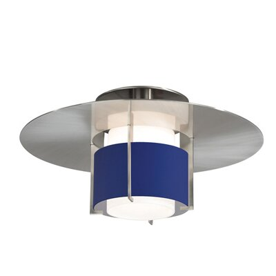 Sonneman Pool Large Semi Flush Mount