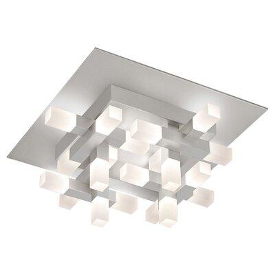 Sonneman Connetix 20 Light Semi Flush Mount