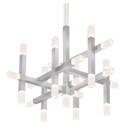 Sonneman Connetix 25 Light Pendant