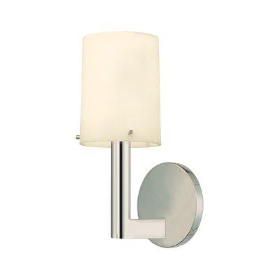 Sonneman Calmo Roto 1 Light Wall Sconce