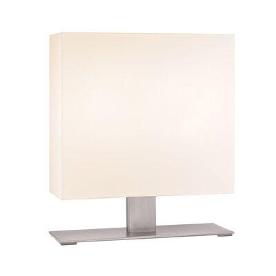 "Sonneman Mitra 20.5"" H 2 Light Table Lamp"