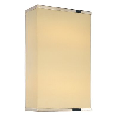 Sonneman Rettangolo 1 Light Corto Wall Sconce