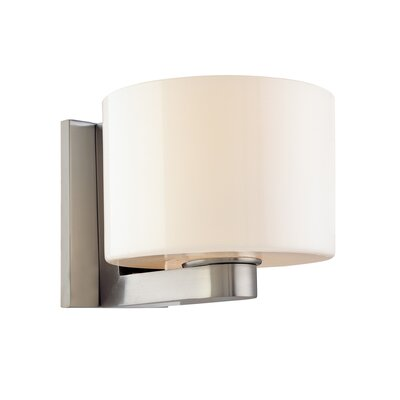 Sonneman Century 1 Light Bowl Wall Sconce