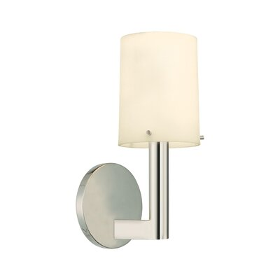 Sonneman Calmo Roto 1 Light Wall Sconce