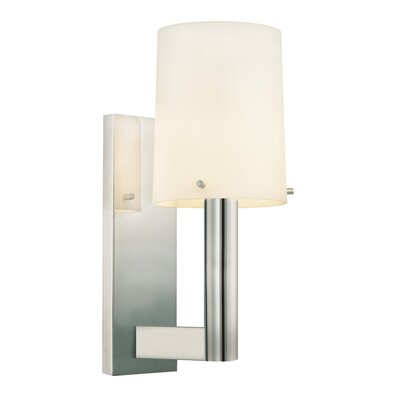 Sonneman Calmo Retta 1 Light Wall Sconce