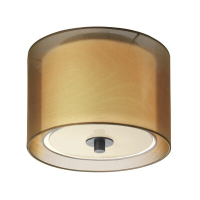 Sonneman Puri 1 Light Flush Mount