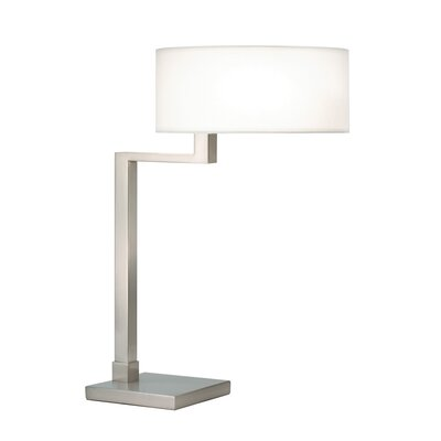 Sonneman Quadratto Swing Arm Table Lamp