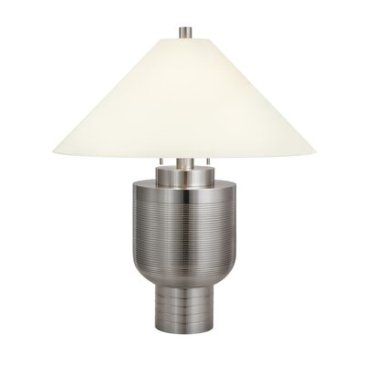 """Sonneman Urn 30.5"""" H Table Lamp with Empire Shade"""
