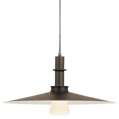 Sonneman Bridge 1 Light Pendant