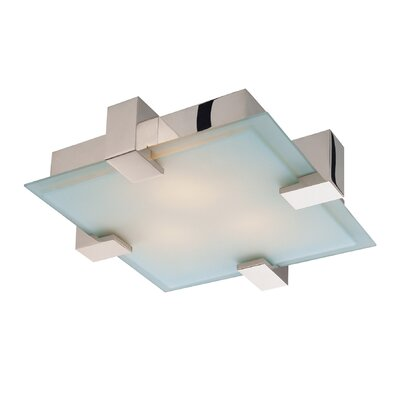 Sonneman Dakota Semi-Flush Mount