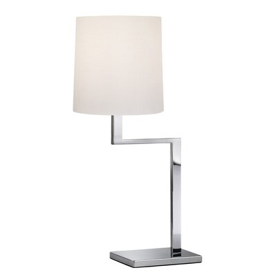 "Sonneman Thick Thin 24"" H Table Lamp with Empire Shade"