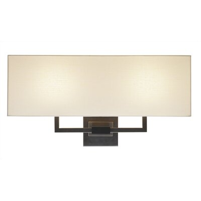 Sonneman Hanover 2 Light Wall Sconce