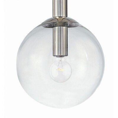Sonneman Bubbles 1 Light Pendant