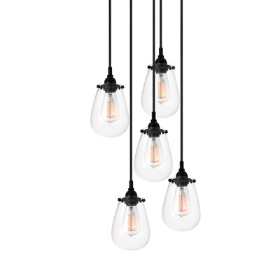 Chelsea 5 Light Pendant
