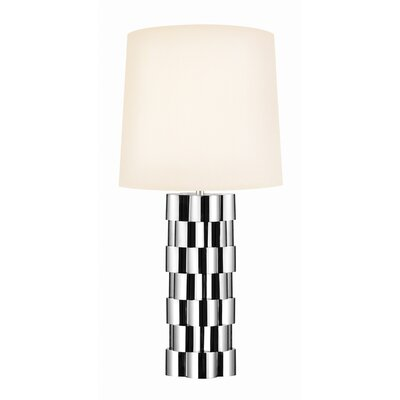 "Sonneman Setai 34"" H Table Lamp with Empire Shade"