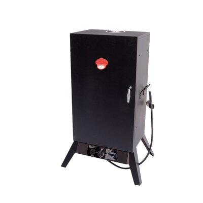 "Landmann Smoky Mountain Vertical 34"" Gas Smoker with Wide Chamber"