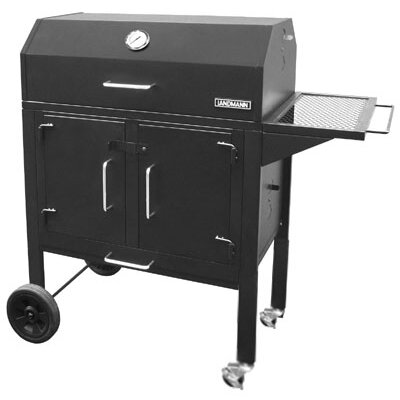 "Landmann Black Dog 28"" Charcoal Grill"